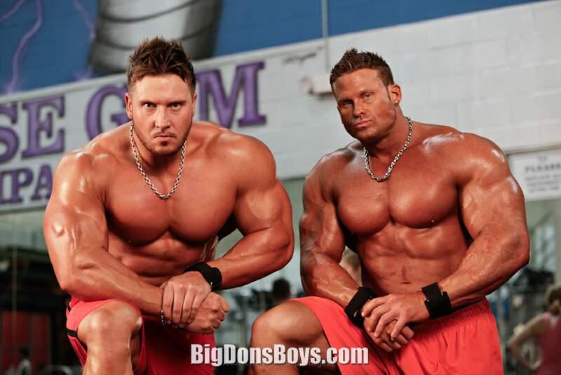 bodybuilders off season photos