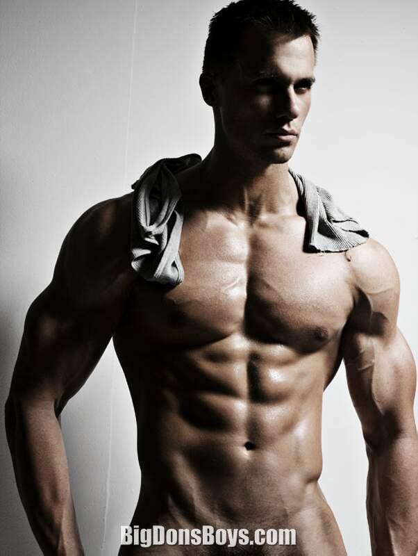 Bodybuilder Tyler Mcpeak Gallery