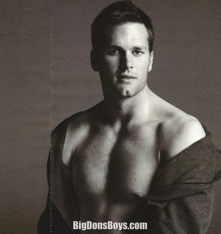tom Brady gay