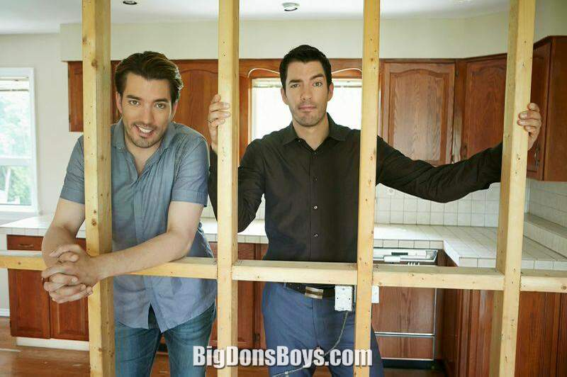 scott brothers design celebrities - How Tall Is Jonathan Scott