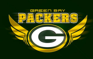 green bay packers logo nfl