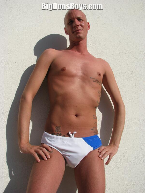 Tall skinny naked guys