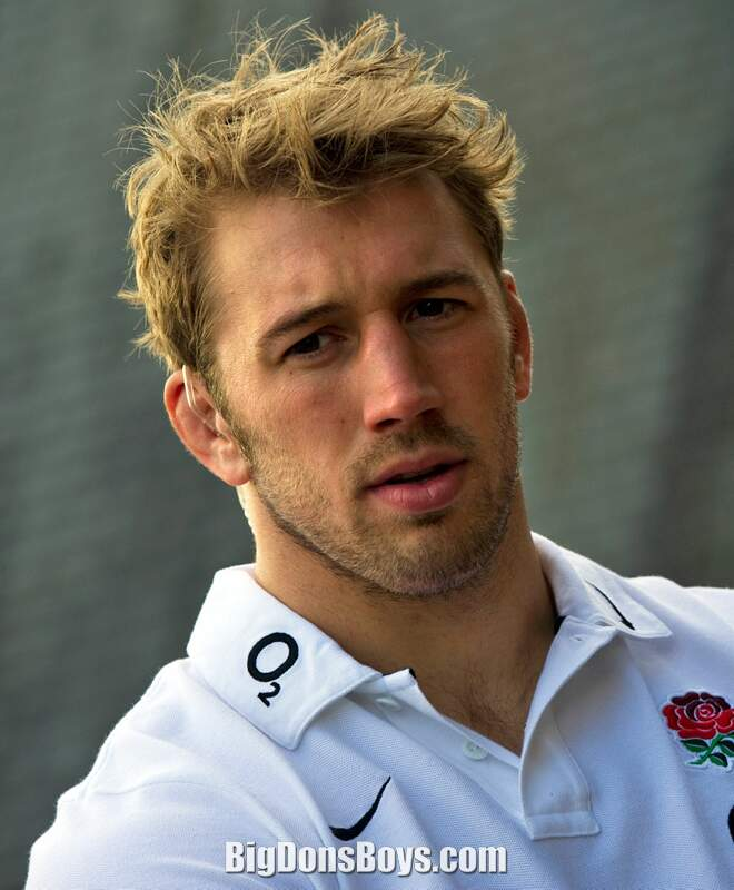 English Rugby Player To Nfl: Chris Robshaw Gallery