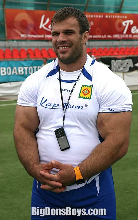 how tall is denis cyplenkov