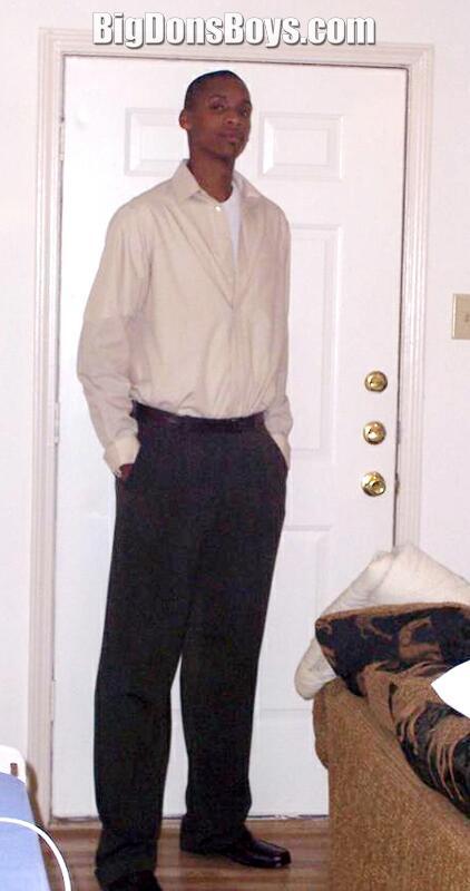 6 8 tall man